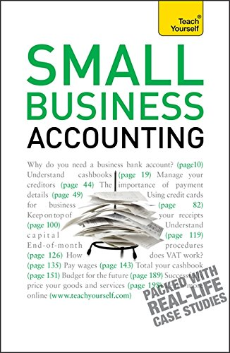 9781444100242: Small Business Accounting: Teach Yourself