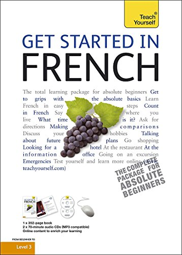 9781444100716: Teach Yourself Get Started in French (Teach Yourself Beginner's Languages)