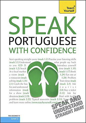 9781444100822: Teach Yourself Speak Portuguese with Confidence (Teach Yourself Conversations)