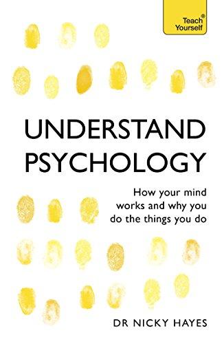 9781444100907: Understand Psychology (Teach Yourself)