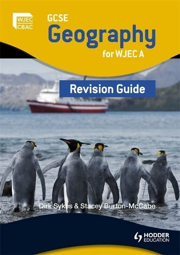 9781444100914: GCSE Geography for WJEC: A Revision Guide (WJG)