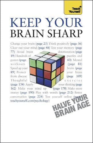 Keep Your Brain Sharp: Teach Yourself (Teach Yourself General)
