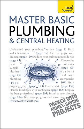 9781444101133: Basic Plumbing And Central Heating: Teach Yourself