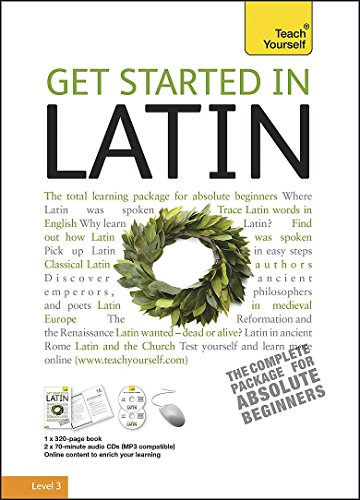 9781444101645: Teach Yourself Get Started in Latin (Teach Yourself Beginner's Languages)