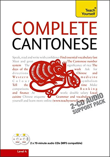 9781444101744: Complete Cantonese (Learn Cantonese with Teach Yourself)