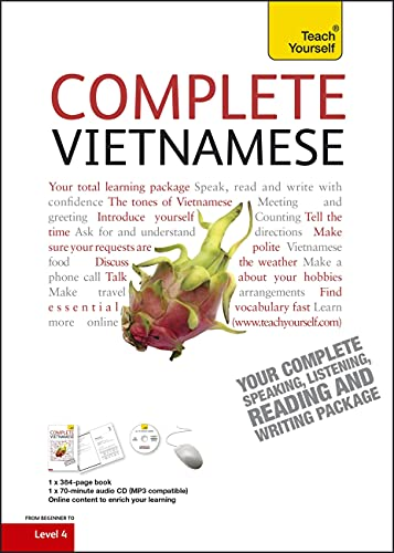9781444101881: Complete Vietnamese Beginner to Intermediate Course: Learn to read, write, speak and understand a new language (Teach Yourself)