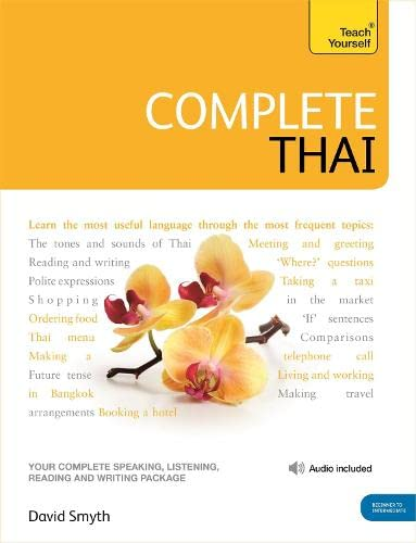9781444101911: Complete Thai Beginner to Intermediate Course: Learn to Read, Write, Speak and Understand a New Language (Teach Yourself)