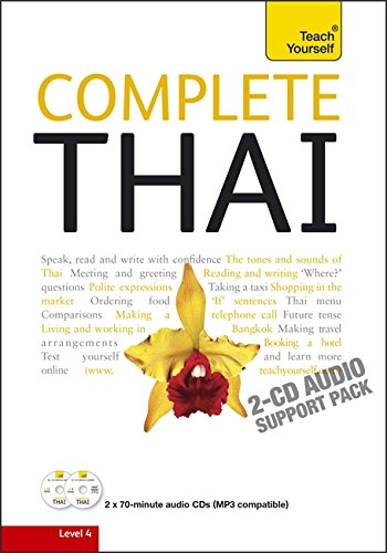 9781444101928: Complete Thai Beginner to Intermediate Course: Audio Support: Learn to Read, Write, Speak and Understand a New Language with Teach Yourself
