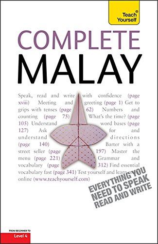 Complete Malay (Bahasa Malaysia) (Learn Malay with Teach Yourself) (Ty Complete Courses): Byrnes, ...