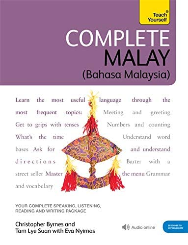 9781444102000: Complete Malay (Bahasa Malaysia) (Teach Yourself Complete Courses)