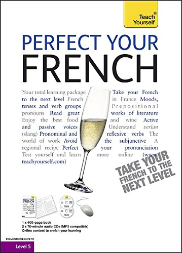 9781444102062: Teach Yourself Perfect Your French (Teach Yourself Improve Your...)