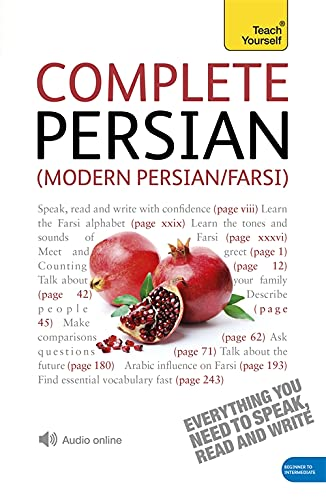 9781444102307: Complete Modern Persian (Farsi) Beginner to Intermediate Course: Learn to read, write, speak and understand a new language (Teach Yourself)