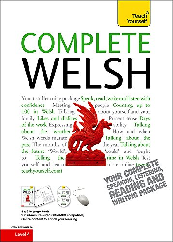 9781444102345: Complete Welsh Beginner to Intermediate Course: Learn to read, write, speak and understand a new language with Teach Yourself