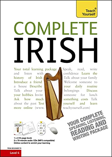 9781444102352: Complete Irish Beginner to Intermediate Course: Learn to read, write, speak and understand a new language (Teach Yourself)