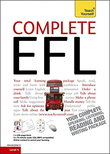 9781444102376: Complete English as a Foreign Language Beginner to Intermediate Course (Teach Yourself English as a Foreign Language)