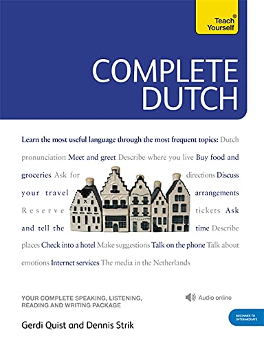9781444102383: Complete Dutch Beginner to Intermediate Course