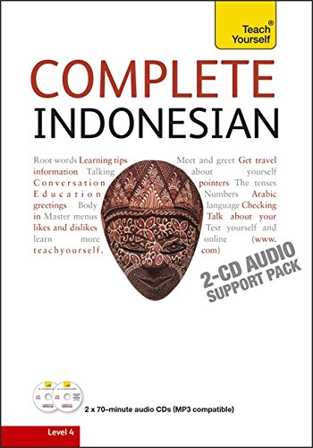 9781444102437: Complete Indonesian Beginner to Intermediate Course: Audio Support: Learn to Read, Write, Speak and Understand a New Language with Teach Yourself