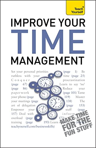 Improve Your Time Management: Teach Yourself: Bird, Polly