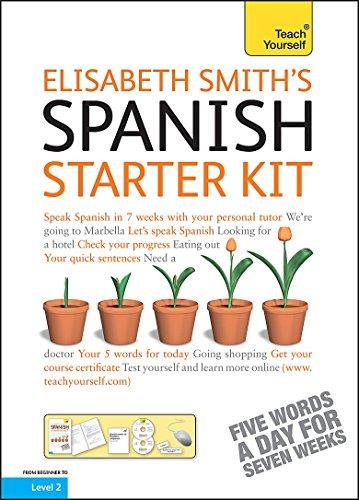 9781444102697: Elisabeth Smith's Spanish Starter Kit (Teach Yourself)