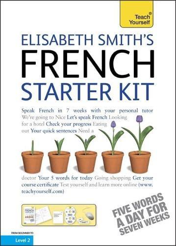 9781444102703: Starter Kit French: Teach Yourself (Teach Yourself Starter Kits)