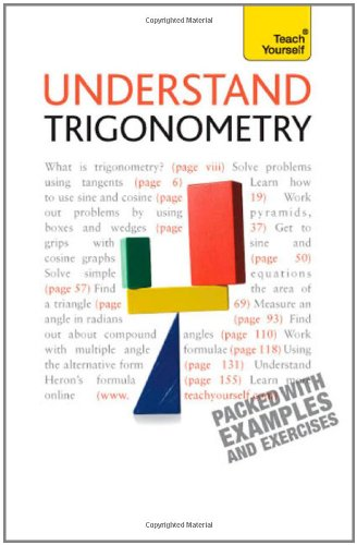 9781444102772: Understand Trigonometry: Teach Yourself (Teach Yourself Maths)