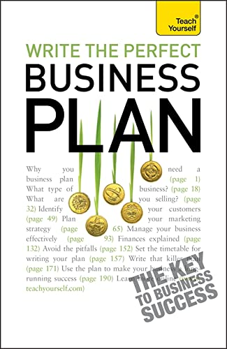 Write the Perfect Business Plan: Teach Yourself: Bird, Polly