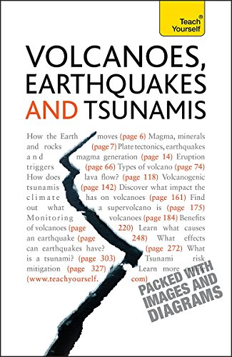 9781444103113: Volcanoes, Earthquakes, and Tsunamis: Teach Yourself