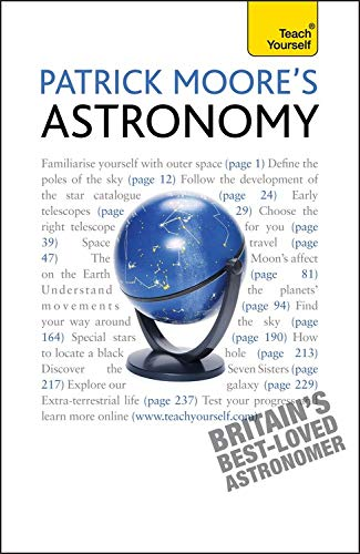 9781444103137: Patrick Moore's Astronomy (Teach Yourself)