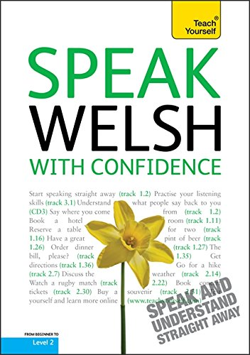9781444103427: Speak Welsh with Confidence: Teach Yourself (Teach Yourself Conversations)