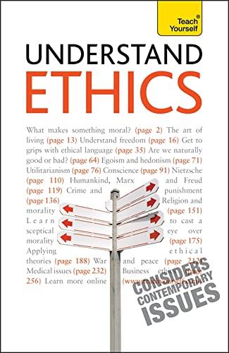 9781444103519: Understand Ethics: Teach Yourself
