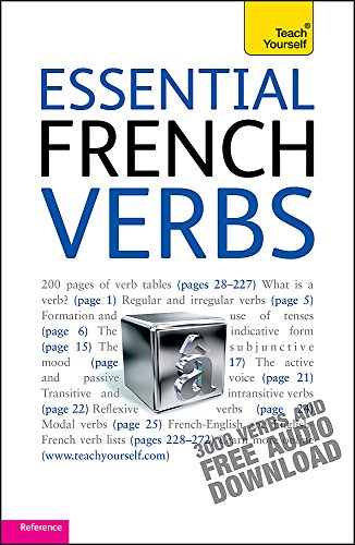 9781444103601: Essential French Verbs (Teach Yourself)