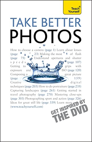 9781444103755: Take Better Photos: Teach Yourself (Teach Yourself General)