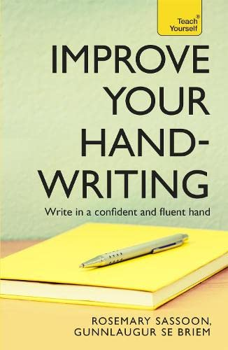 9781444103793: Improve Your Handwriting: Teach Yourself