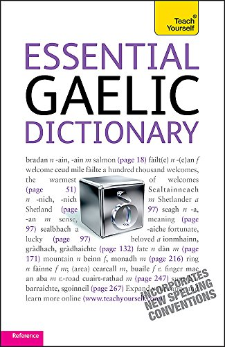 9781444103991: Essential Gaelic Dictionary: Teach Yourself