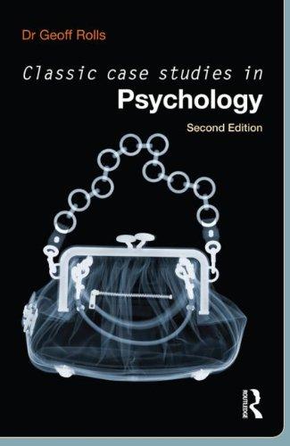 9781444104899: Classic Case Studies in Psychology