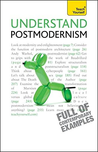9781444104981: Understand Postmodernism: Teach Yourself (TY Philosophy)
