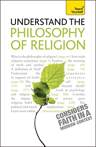 9781444105001: Understand the Philosophy of Religion (Teach Yourself)