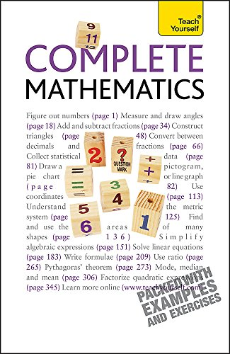 Complete Mathematics: Teach Yourself: Trevor Johnson and