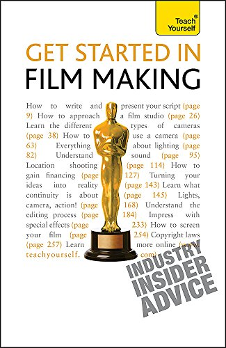 9781444105148: Get Started in Film Making (Teach Yourself)