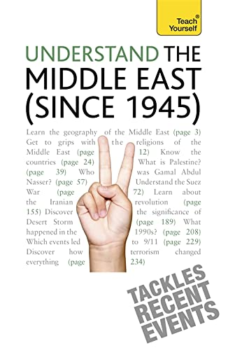 9781444105216: Understand the Middle East (since 1945) (Teach Yourself)