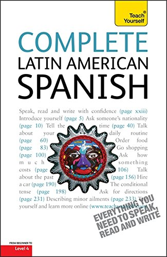 9781444105391: Teach Yourself Complete Latin American Spanish