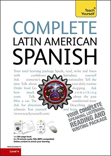9781444105407: Teach Yourself Complete Latin American Spanish