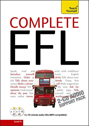 9781444105483: Complete English as a Foreign Language (Learn English as a Foreign Language with Teach Yourself) (Teach Yourself English as a Foreign Language)