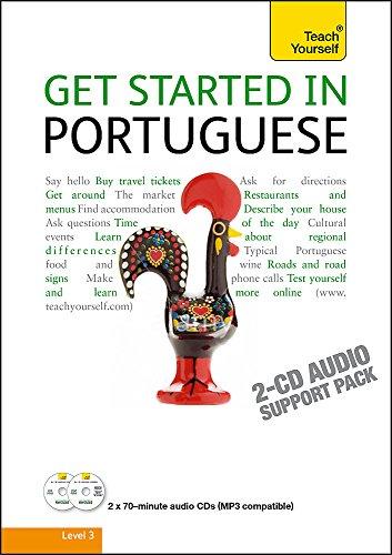 Teach Yourself Get Started in Portuguese: Tyson-Ward, Sue