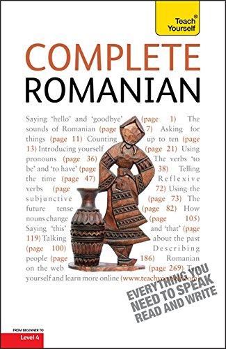 9781444105582: Teach Yourself Complete Romanian