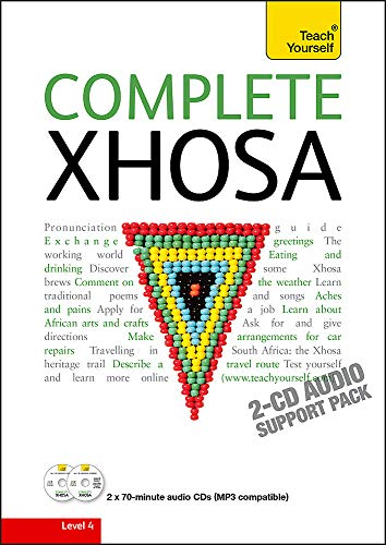 9781444105827: Complete Xhosa Beginner to Intermediate Course: Complete Xhosa Beginner to Intermediate Course Audio Support