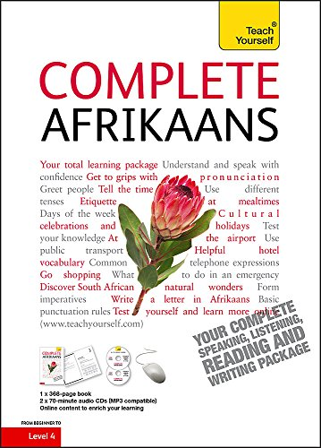 9781444105872: Complete Afrikaans Beginner to Intermediate Course: Learn to read, write, speak and understand a new language (Teach Yourself Complete)