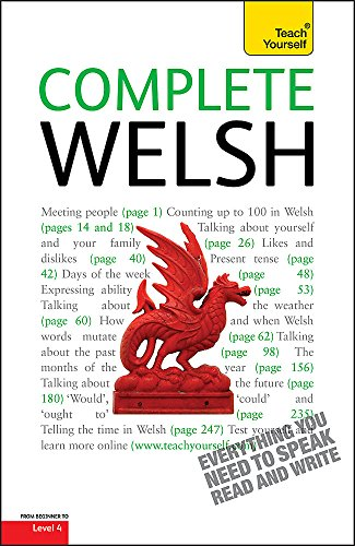 9781444105896: Complete Welsh Beginner to Intermediate Course: Learn to read, write, speak and understand a new language with Teach Yourself
