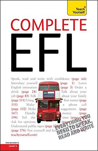 9781444105926: Complete EFL (Teach Yourself)