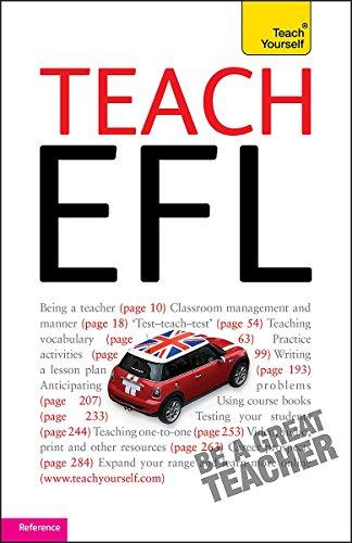9781444105933: Teach English as a Foreign Language: Teach Yourself
